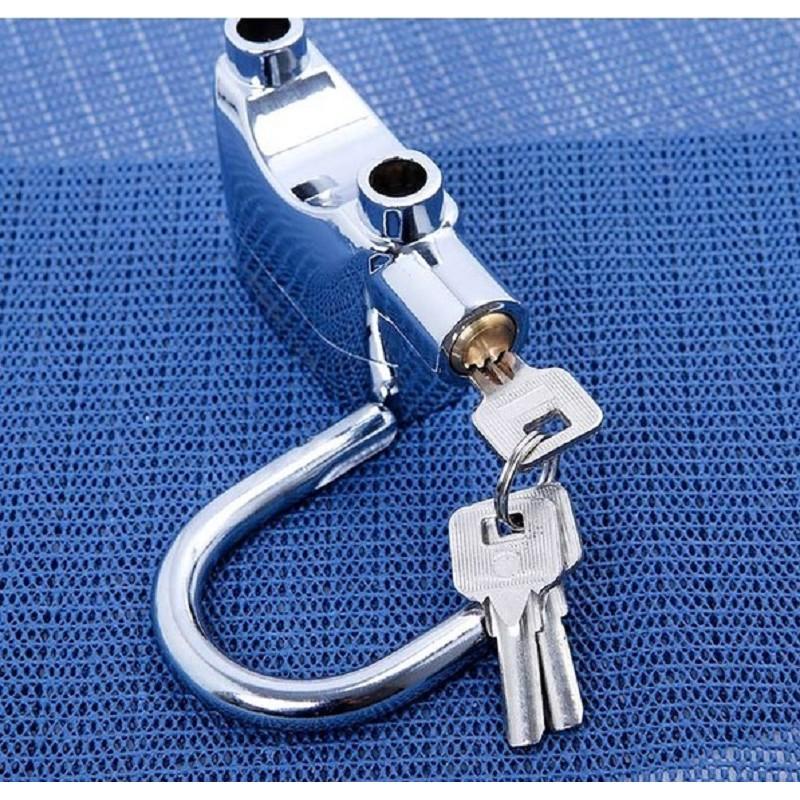khóa chống trộm thông minh có còi báo ALARM