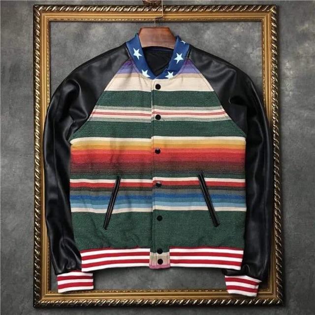 Áo jacket ysl