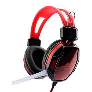 Tai nghe máy tính Qinlian A6 Đen đỏ thumbnail