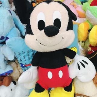 Mickey to lông xù Amuse 80cm chính hãng