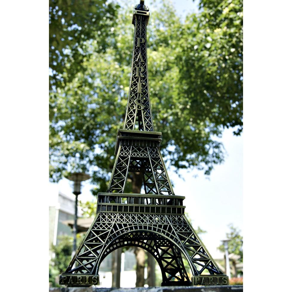 Mô hình tháp Eiffel cao 48cm cho trang trí hoành tráng