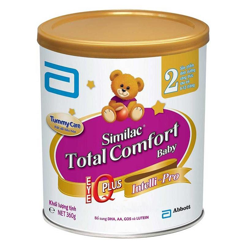 Sữa bột Similac Total Comfort 2 (360g) - 3584957 , 1296269004 , 322_1296269004 , 260000 , Sua-bot-Similac-Total-Comfort-2-360g-322_1296269004 , shopee.vn , Sữa bột Similac Total Comfort 2 (360g)