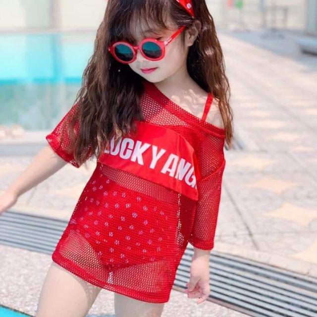 Bộ bơi bikini cho bé