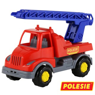 Xe cứu hỏa Leon đồ chơi – Polesie Toys