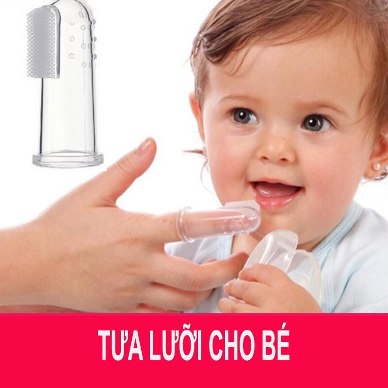 Tưa lưỡi silicon cho bé - 3406857 , 996835482 , 322_996835482 , 20000 , Tua-luoi-silicon-cho-be-322_996835482 , shopee.vn , Tưa lưỡi silicon cho bé