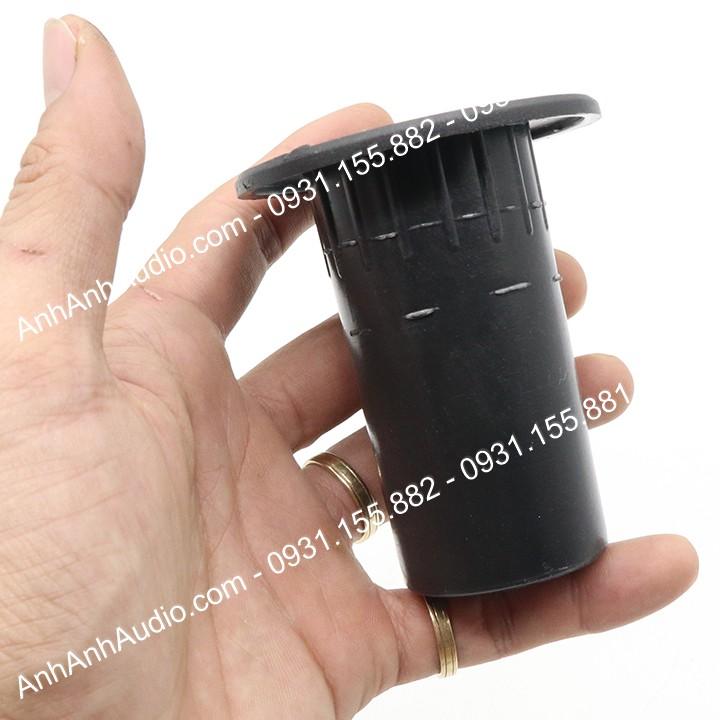 ống nhựa gác micro đóng thùng loa kéo , Giá 01 chiếc