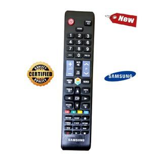 Điều khiển tivi Samsung các dòng Tivi Samsung UA32 UA40 UA43 UA 49 UA50 UA55 QA65 4K Smart QLED - Hàng tốt