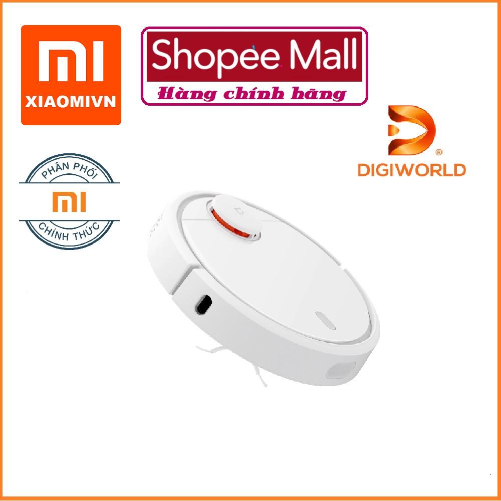 [Digiworld Phân Phối] Máy hút bụi robot thông minh Xiaomi Mi Vacuum - 2582460 , 113847351 , 322_113847351 , 6190000 , Digiworld-Phan-Phoi-May-hut-bui-robot-thong-minh-Xiaomi-Mi-Vacuum-322_113847351 , shopee.vn , [Digiworld Phân Phối] Máy hút bụi robot thông minh Xiaomi Mi Vacuum