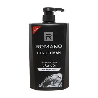 ROMANO_DẦU GỘI GENTLEMAN HƯƠNG MỚI 650G.