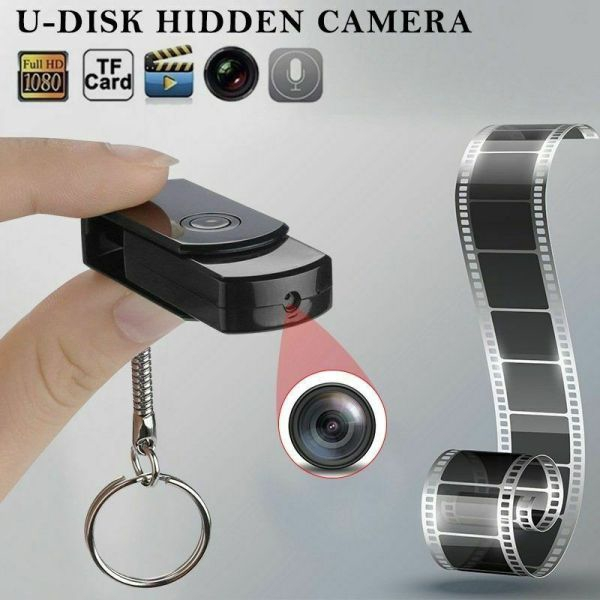 Mini Camera Wireless IP Home Security HD 1080P DVR Night Vision Giá chỉ 133.000₫
