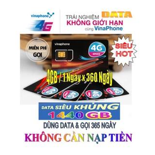 Sim 4G Vinaphone VD149 12t Miễn Phí 12 ThángTặng 4GB / Ngày + Gọi & SMS Miễn Phí Nội Mạng + Tặng 200 Phút Gọi Ngoại mạng