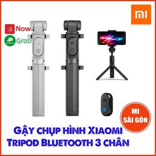 Yêu ThíchGậy ( Đen) Xiaomi Selfie Stick Tripod Bluetooth 3 chân