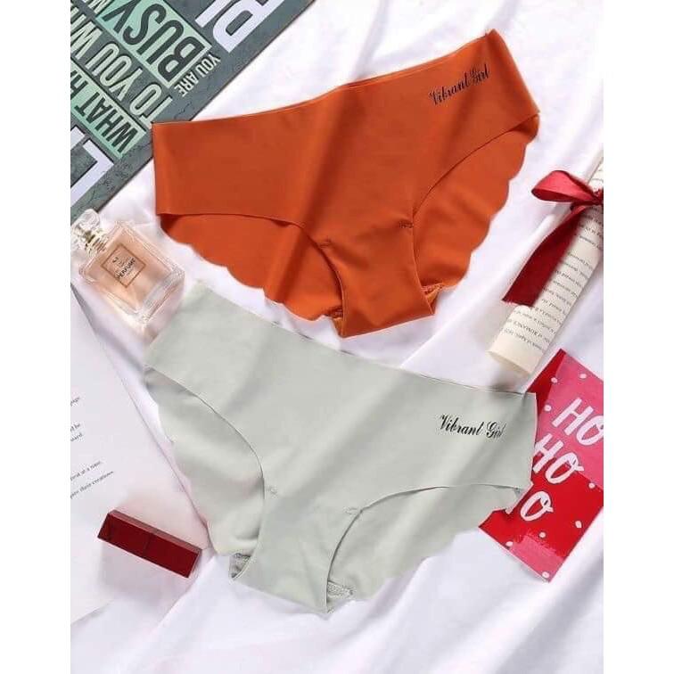 Quần lót nữ, quần lót cotton không đường may không viền thấm hút mồ hôi - Quần su | WebRaoVat