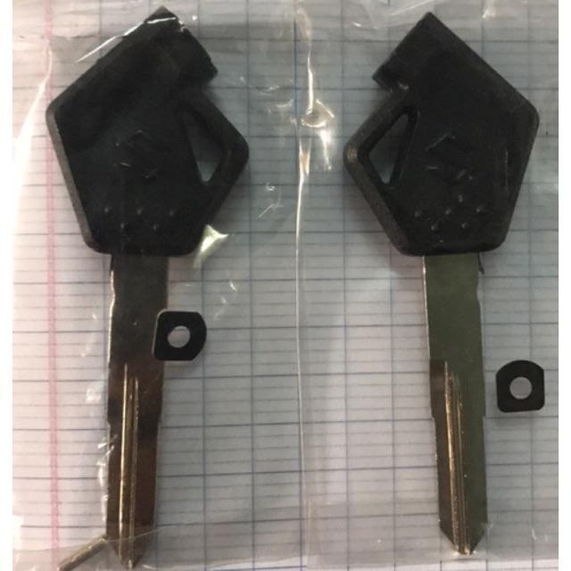 Combo cặp phôi chìa khoá xe SUZUKI HAYATE SMATES