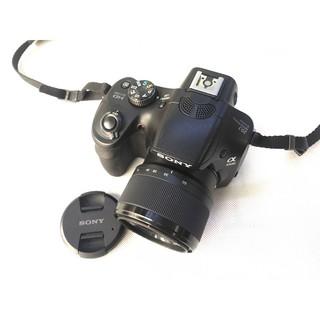 Máy ảnh Sony Alpha A3500 + ống kính F4-5.6 18-50mm (Cũ)