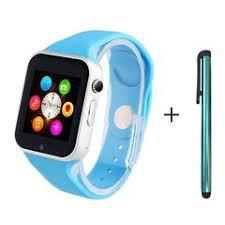 Đồng hồ Thông minh Smart Watch A1 Version cải tiến (trắng) tặng bút cảm ứng