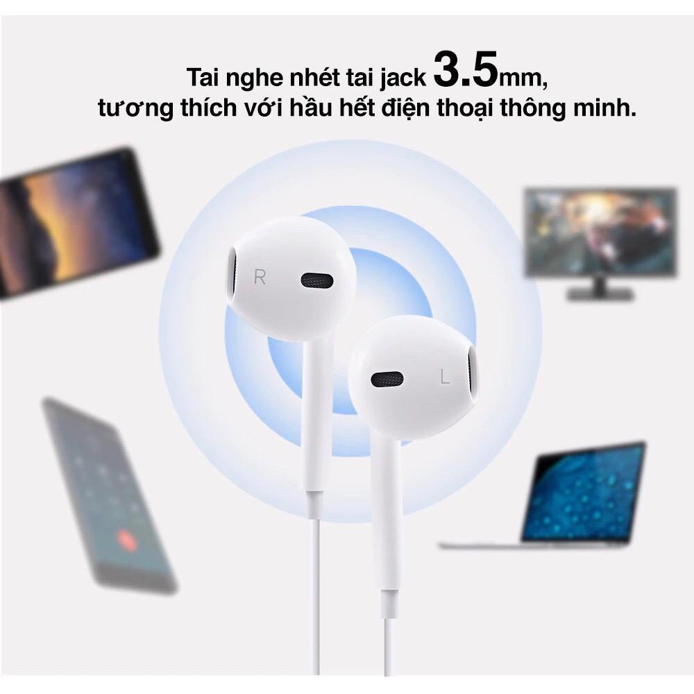Tai Nghe Chuyên Dụng Cho Xiaomi Samsung iPhone, Nguyên SEAL máy 100% - BH 2 Năm
