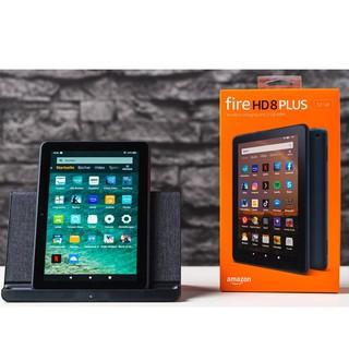 Máy tính bảng FIRE HD 8 PLUS - 32GB - 2020 Chính hãng Amazon Hàng nhập từ Mỹ Đen slate BH 12 tháng thumbnail