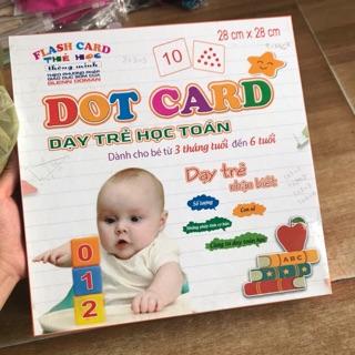 Bộ thẻ toán thông minh Dot card