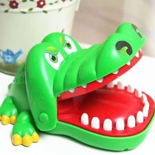 Đồ chơi cá sấu cắn tay cho bé shuishyshop squishy