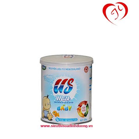 Combo 6 hộp Sữa usmilk baby 320g - 2988985 , 397882347 , 322_397882347 , 1020000 , Combo-6-hop-Sua-usmilk-baby-320g-322_397882347 , shopee.vn , Combo 6 hộp Sữa usmilk baby 320g