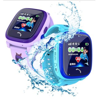 Đồng hồ định vị trẻ em chống nước DF25, nghe gọi, định vị. thumbnail
