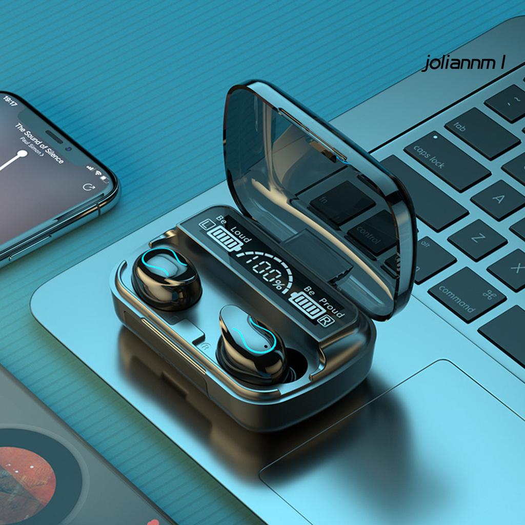 Tai Nghe Nhét Tai Không Dây Bluetooth 5.1 Q32 Điện Thoại