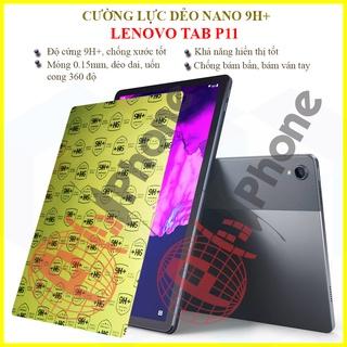 Dán cường lực dẻo nano Lenovo Tab P11