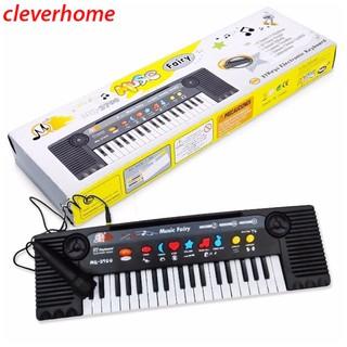 Đàn Piano kèm Micro cho bé, 27 phím cho bé thỏa sức sáng tạo, đàn 3700_ đồ chơi phát nhạc