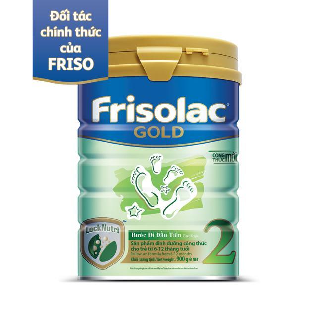 sữa Frisolac Gold Giai Đoạn 2 (400 g)