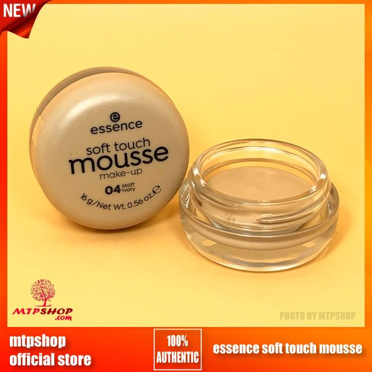 [NEW 2019] Phấn Tươi Đức Mousse Make Up Soft Touch Essence 16g