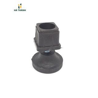 10 bộ chân tăng chỉnh vuông 40×40 ốc 10 đóng chân bàn ghế sắt hộp