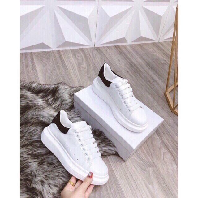 Giày thể thao nam  MQ trắng ( ảnh tự chụp )