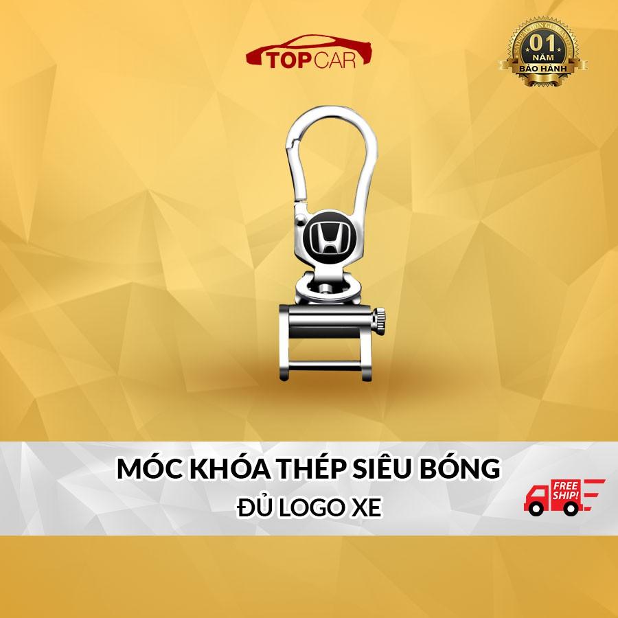 ⚡️FREESHIP 50K - TOÀN QUỐC⚡️Móc Chìa Khóa In Logo HONDA - Thiết Kế Trang Trọng, Tinh Tế Dành Cho Xe SH, AIR BLADE...