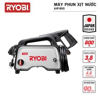 Máy xịt rửa 500W RYOBI (KYOCERA) - AJP-800 thumbnail
