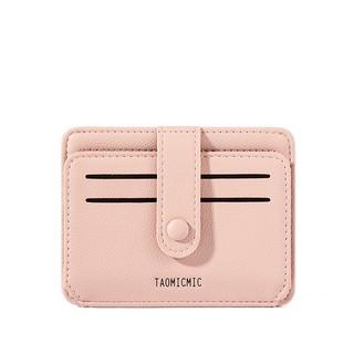 Hình ảnh Ví nữ mini TAOMICMIC dễ thương ngắn cầm tay nhiều ngăn nhỏ gọn bỏ túi thời trang cao cấp VD379-6