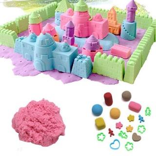 Bộ đồ chơi cát động lực cho bé thỏa sức sáng tạo