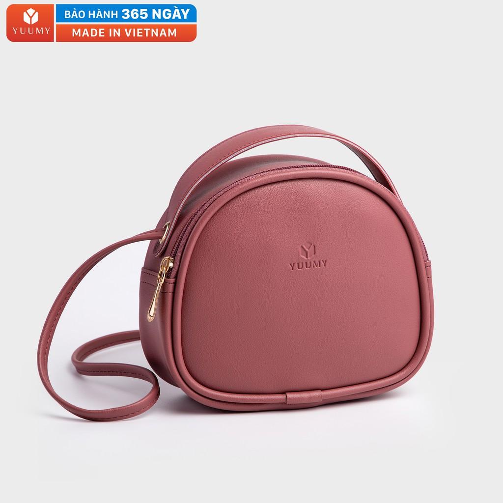 Túi đeo chéo thời trang nữ YUUMY YN42 nhiều màu