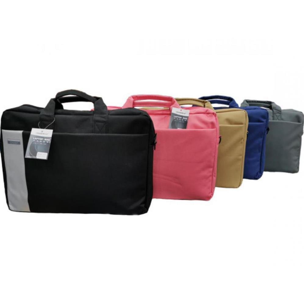 ⚡FREE SHIP⚡ Túi chống sốc, Cặp chống nước 15.6inch cho laptop, macbook LEOTIVA T57 - Túi đựng laptop thời trang