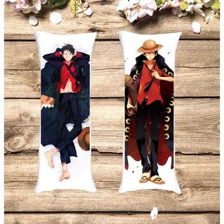 Gối ngủ anime one piece 40cm x 1m / gối ôm dài one piece - hình 3
