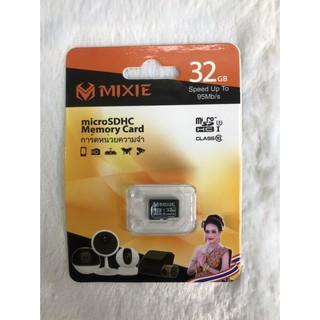 (Bảo hành 1 đổi 1) (BH 6T)THẺ NHỚ CLASS 10 MIXIE 32GB, Hàng Chính hãng thumbnail