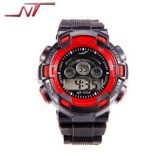 Đồng hồ điện tử nam và trẻ em đeo tay phong cách thể thao NT171F BBShine DH018 thumbnail