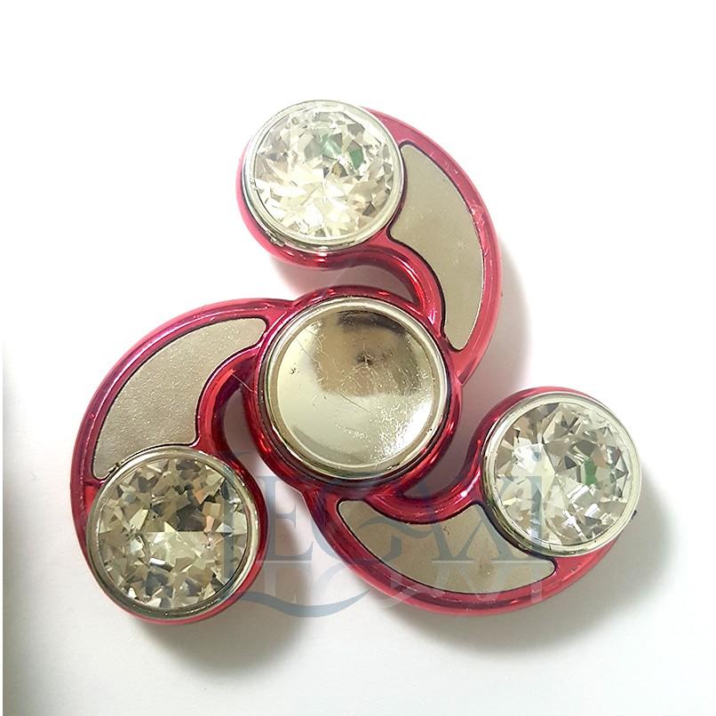 Con Xoay Tròn Hand Fidget Spinner 3 KIỂU CHƠI 40-60 giây Legaxi HSP1