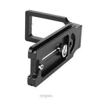 Aluminum Alloy Lightweight Universal Photography Tripod Studio L Shape SLR Camera Quick Release Plate