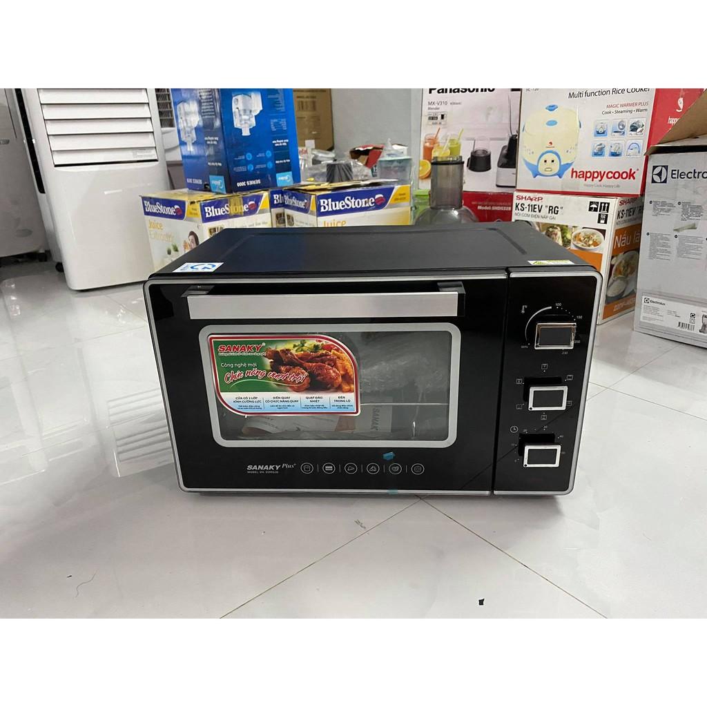 Lò nướng Sanaky VH3599S2D 35 lít - Hàng như hình