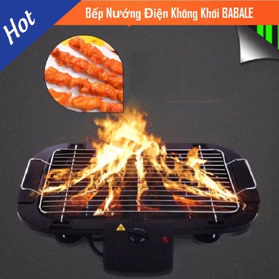 Bếp Nướng Điện Không Khói BBQ Hàn Quốc – bếp nướng loại dài cao cấp tiện  dụng thỏa sức mang theo du lịch giá cạnh tranh