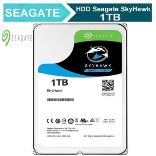 [Mã 1510ELSALE hoàn 7% xu đơn 300K] Ổ Cứng HDD Seagate SkyHawk 1TB 3.5″ SATA 5900RPM ST1000VX005 – Hàng Chính Hãng