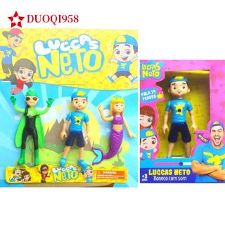 Luccas NETO with Light 5 Inch Doll