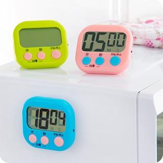 Đồng hồ hẹn giờFREESHIPĐồng hồ đếm ngược thời gian có giá đỡ, có thể gắn lên tủ lạnh 8771