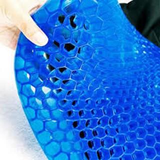 [BÁN CHẠY] ĐỆM NGỒI 3D THOÁNG KHÍ – đệm ghế thoáng khí chống gù